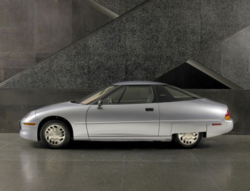 the complete history of gm s ev1 electric car adding insult to injury