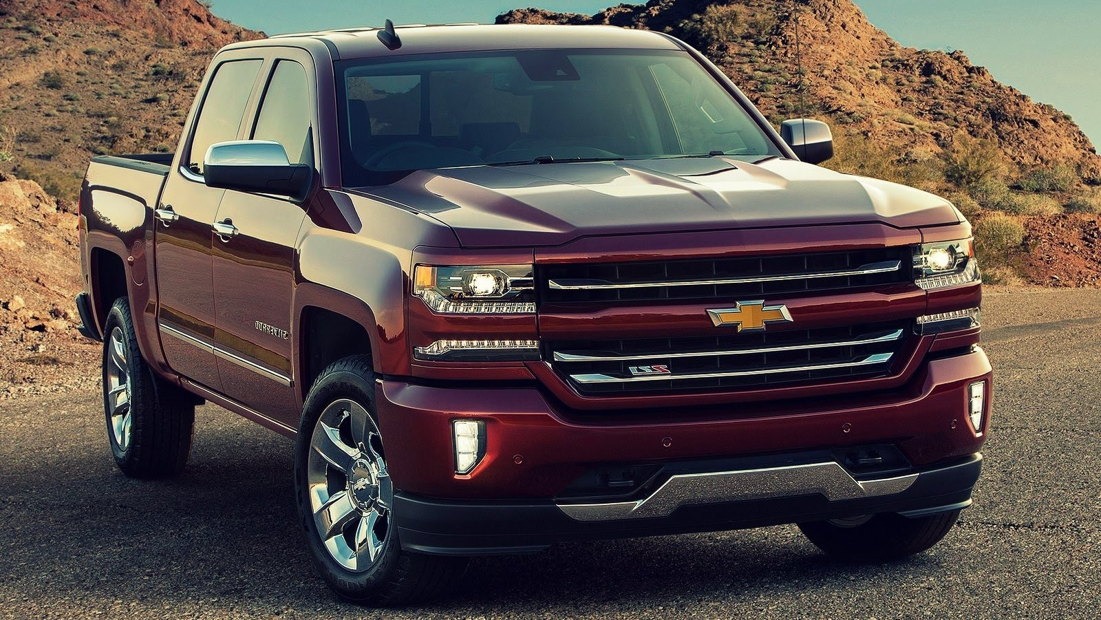 Highlights The New 2016 Chevy Silverado