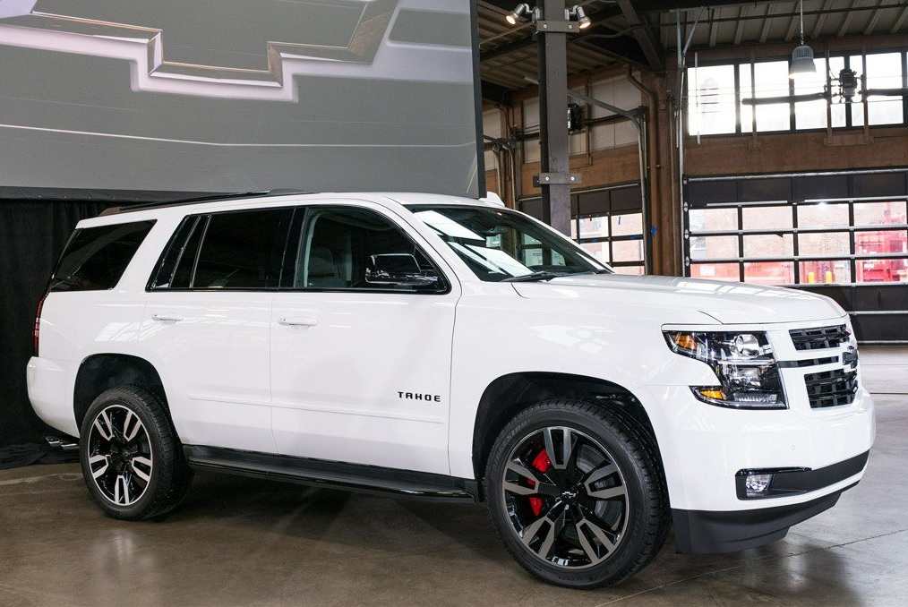 Chevy tahoe and suburban RST