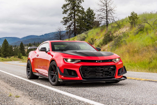 2018 chevy camaro zl1 1le proves its worth at n rburgring. Black Bedroom Furniture Sets. Home Design Ideas