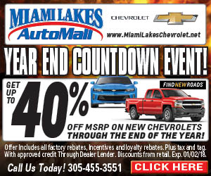 Miami-Lakes-Chevy-year-end-event-discount