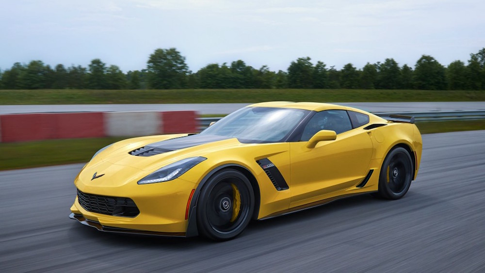 2018 Chevy Camaro And Corvette Track Times Where To Race In South
