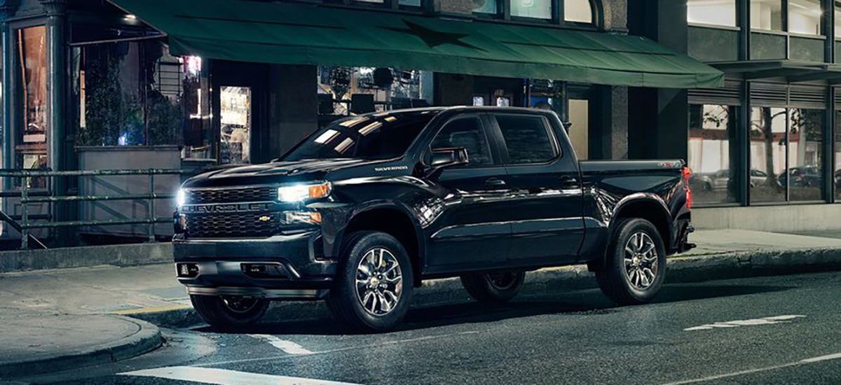 2019 Chevy Silverado More Options Than A Swiss Army Knife