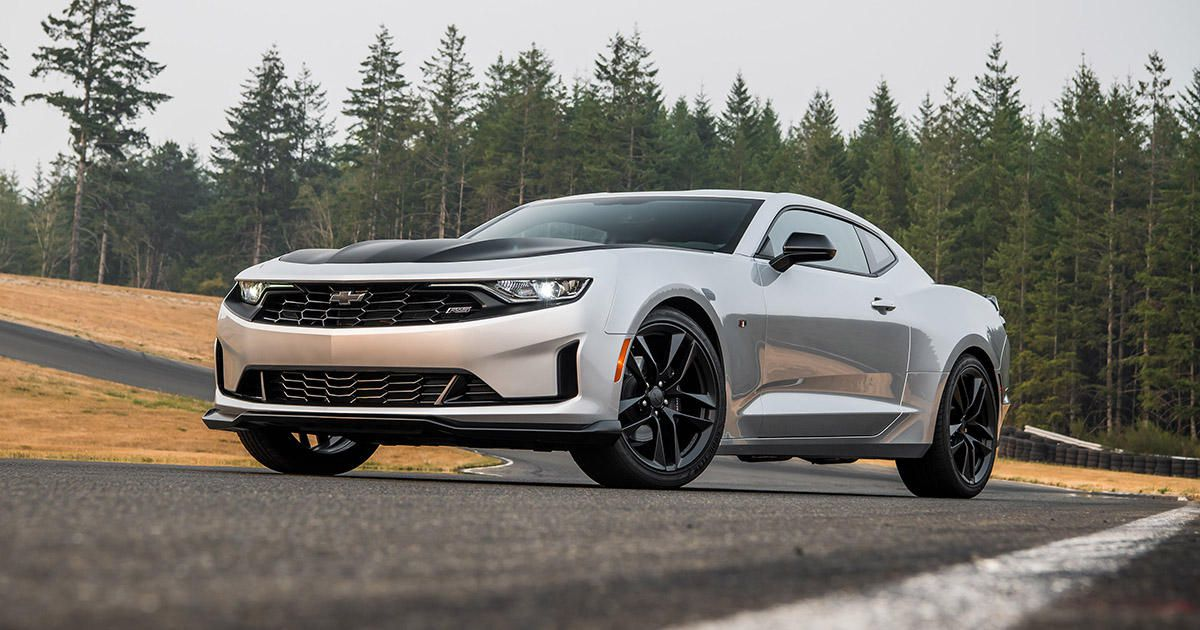 The 2019 Chevy Camaro Has Many Powertrain Options Miami