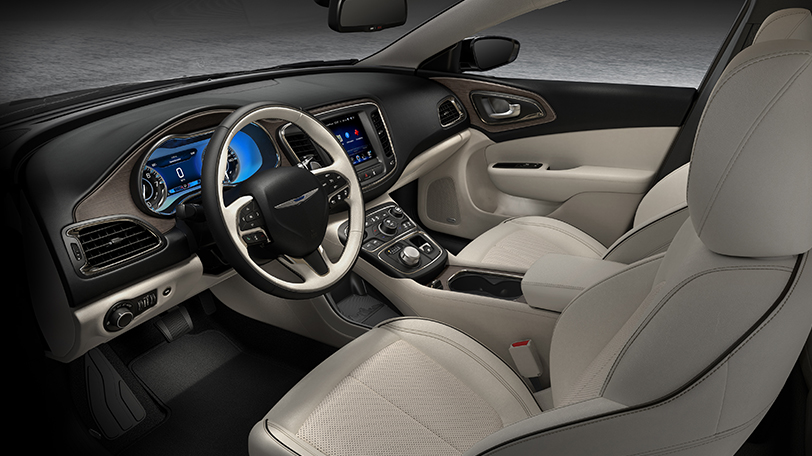 Chrysler 200 2015 Interior
