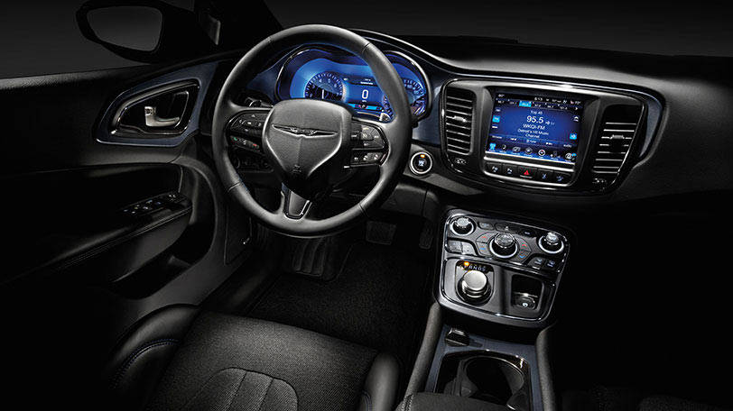 Lovely When Shopping For A Quality Sedan That Offers You An Exceptional Interior  Design, You Should Consider The 2015 Chrysler 200. This Car Delivers Some  Enticing ...