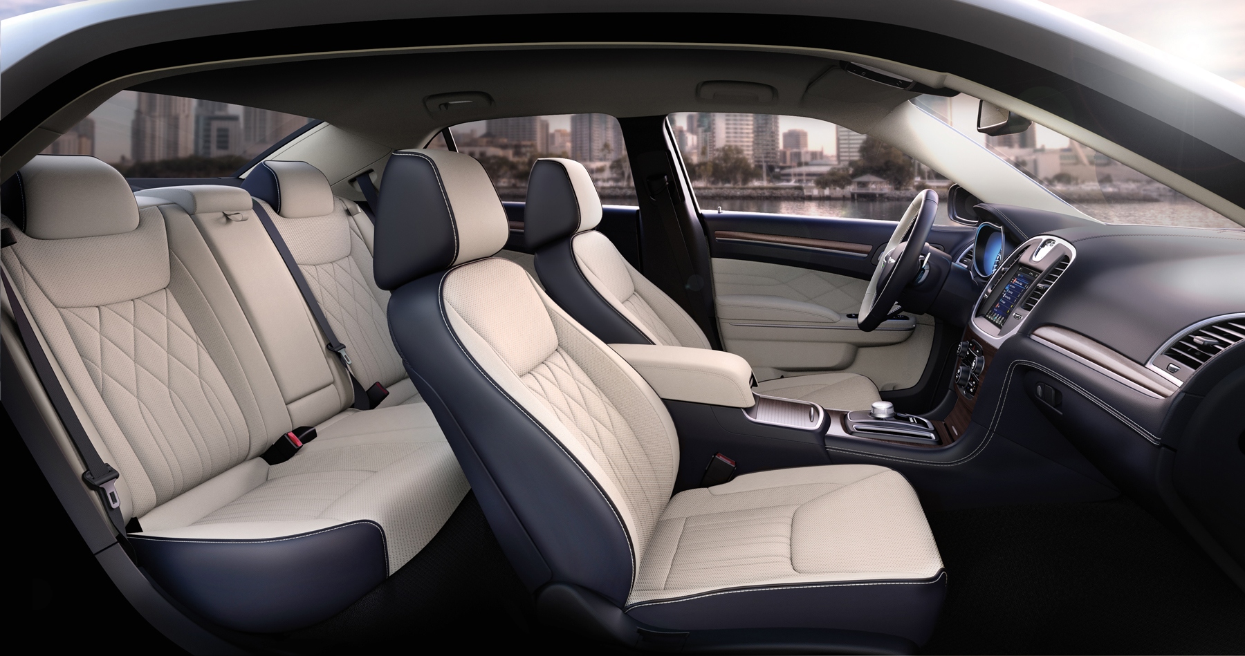 New 300 Chrysler 2016 >> 2016 Chrysler 300 Interior is Unbeatable