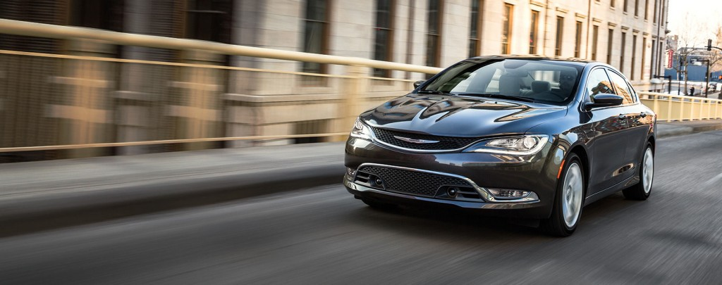 End of Chrysler 200 production