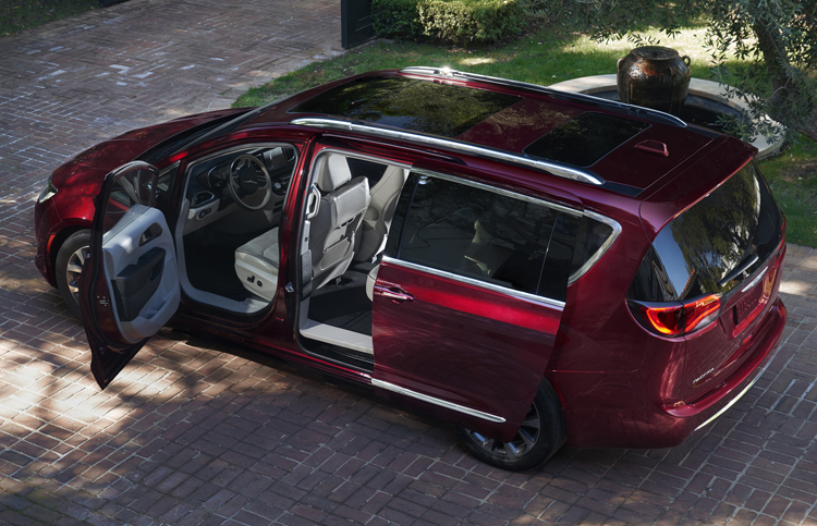 The Chrysler Pacifica A Perfect Moving Van