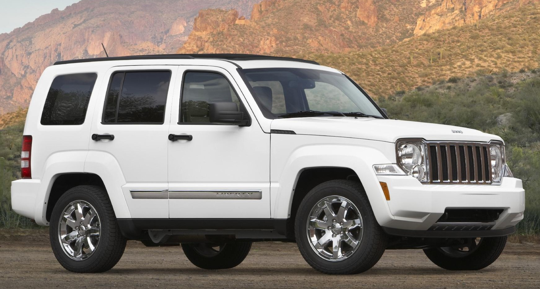 The 2017 Jeep Liberty An Off Road Opportunist