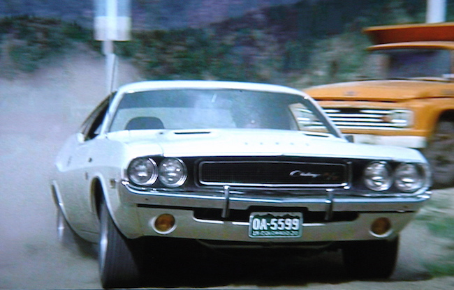 White Challenger Movie >> Four Most Iconic Dodge Vehicles From Cinema History