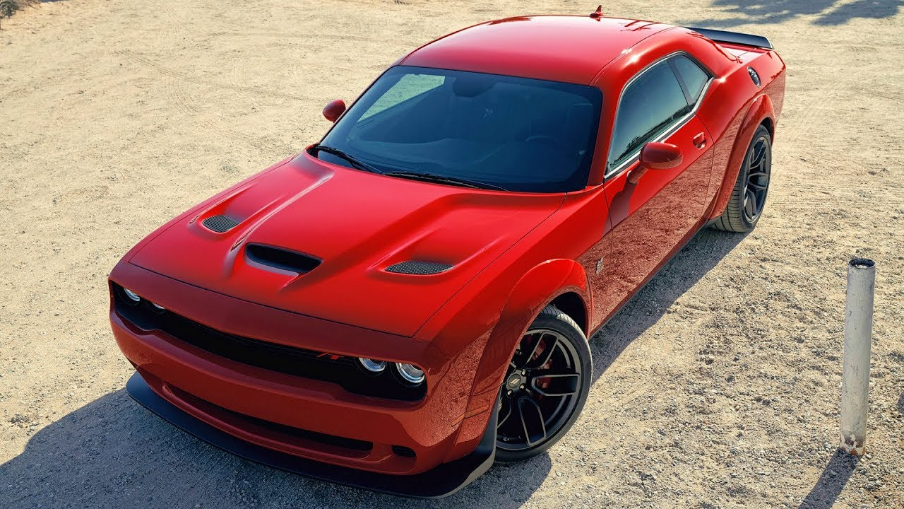 2019 Dodge R T Scat Pack Challenger Is Something Special Miami
