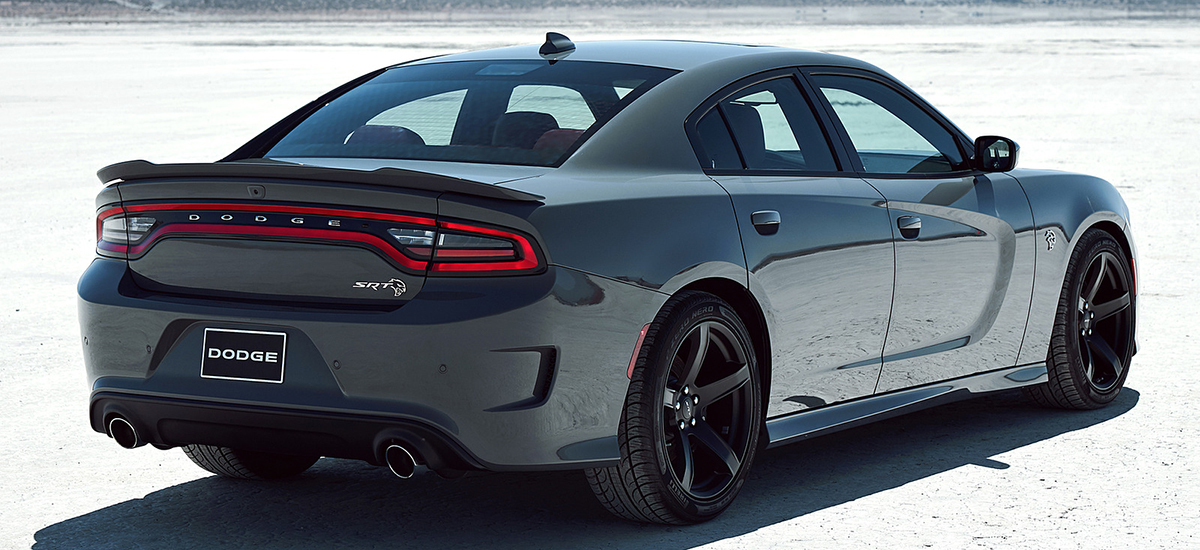 2019 Dodge Charger SRT Hellcat Miami Lakes Automall