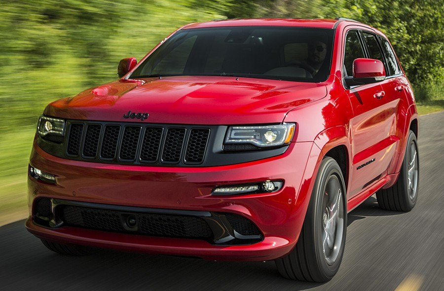 2015 Jeep Grand Cherokee Srt Used Jeeps For Sale