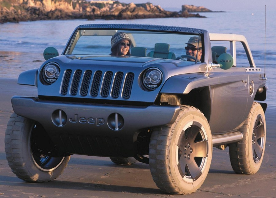 2001 Jeep Willys