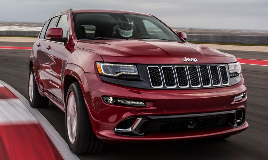The history of the grand cherokee srt miami jeep dealers 2014 jeep grand cherokee srt8 miami jeep dealers sciox Images