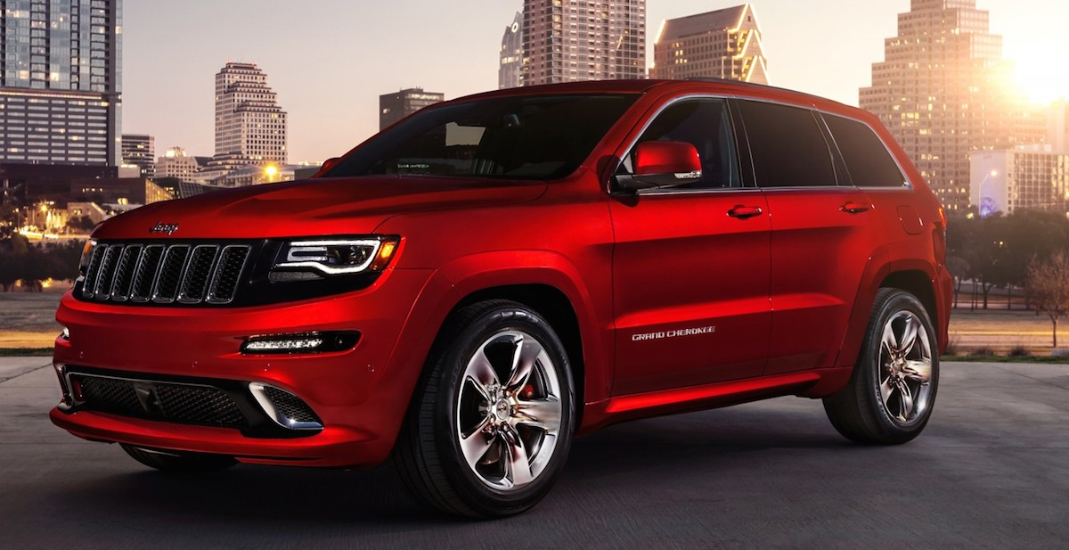 Durango Srt 2015 >> Top Trim Level in the 2015 Jeep Grand Cherokee