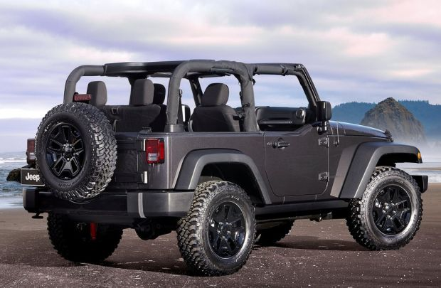 Endless Customization In The 2016 Jeep Wrangler