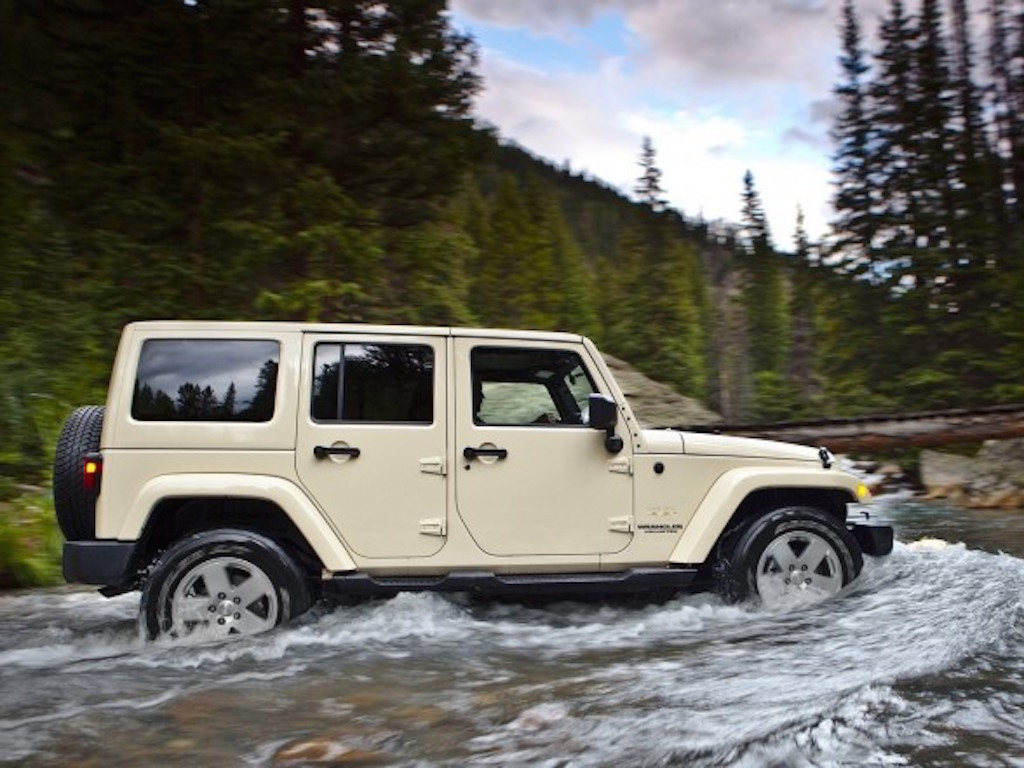 Perhaps The Most Important Fact On This List, The Jeep Wrangler Sahara Has  A List Of Safety Features That Will Keep You And Your Passengers Protected.