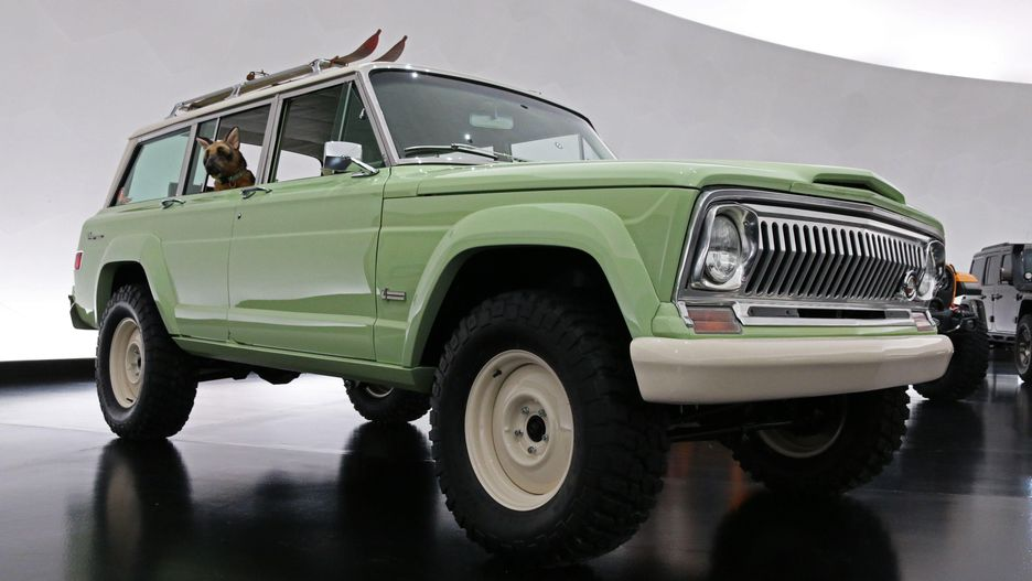 Grand Wagoneer 2018 >> Further Delayed Production For Jeep Wagoneer