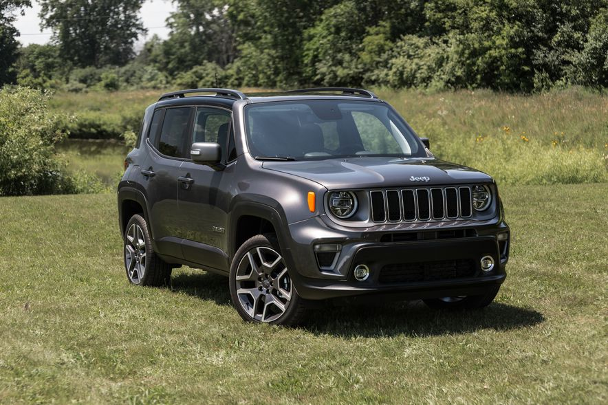 The 2019 Jeep Renegade Is Finally Here