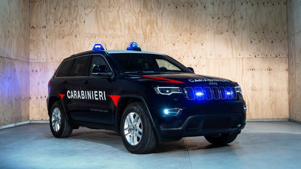 Miami Lakes Jeep Carabinieri Grand Cherokee
