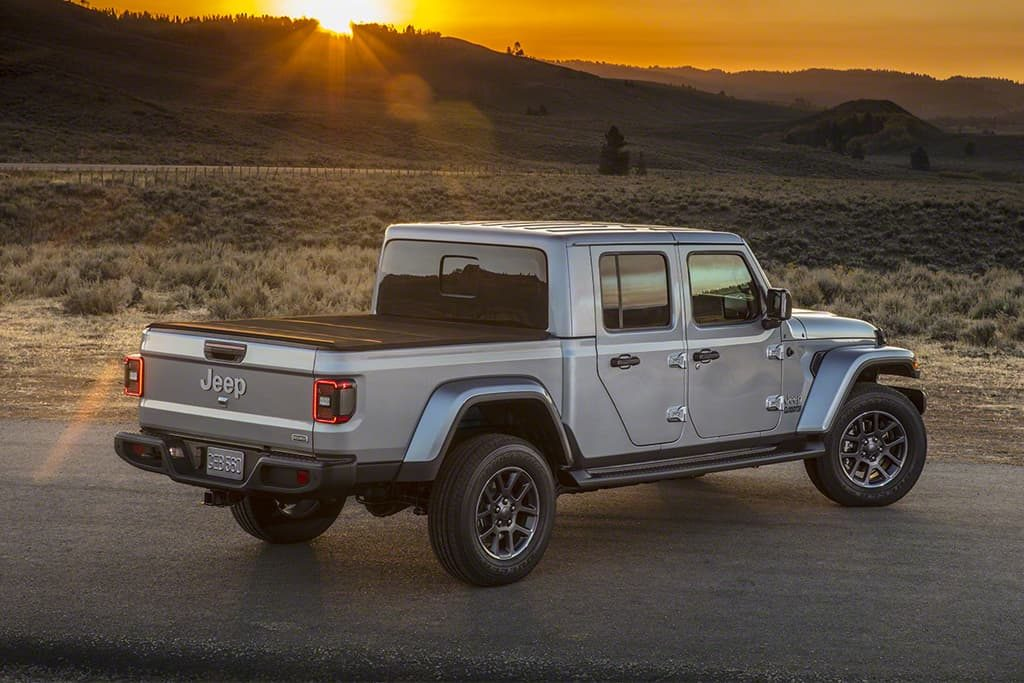 Miami Lakes AutoMall Jeep Gladiator Pickup 2018 debut