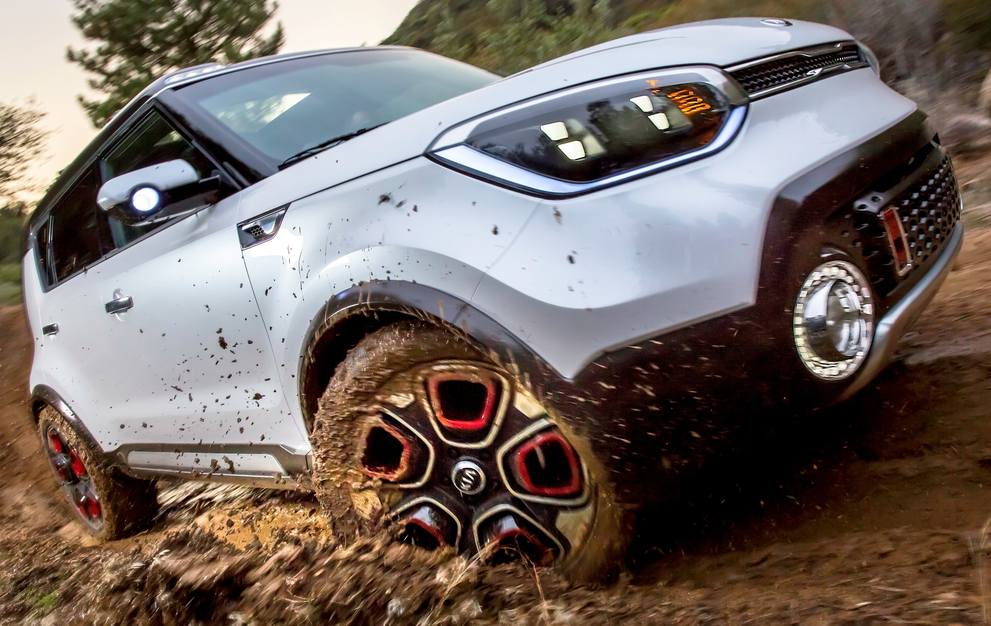 2017 Kia Trail Ster Concept An Off Road Ready Soul