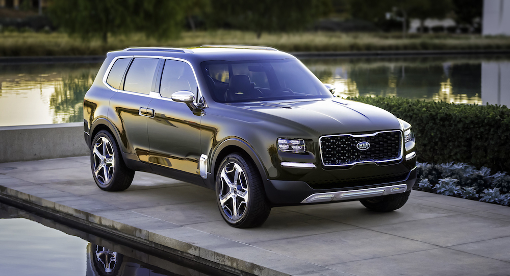 With Such An Impressive Lineup Of Luxury Vehicles Already On Its Resume Kia Plans To Add Even More Cars In The Future