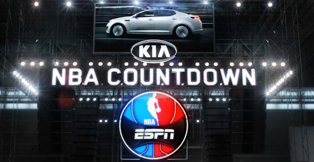 kia gets sporty partners with the pros. Black Bedroom Furniture Sets. Home Design Ideas