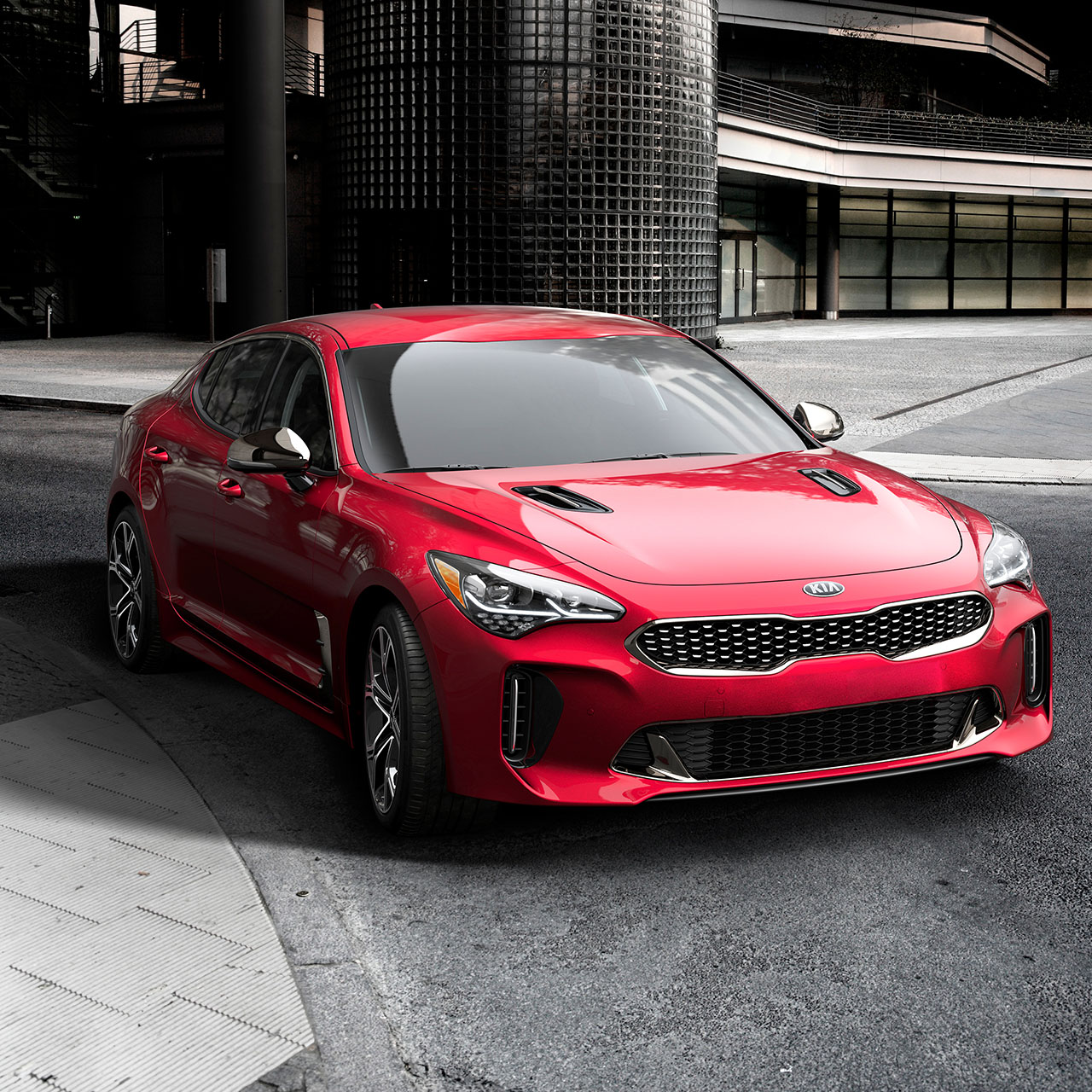 2018 Kia Stinger At Miami Lakes Automall