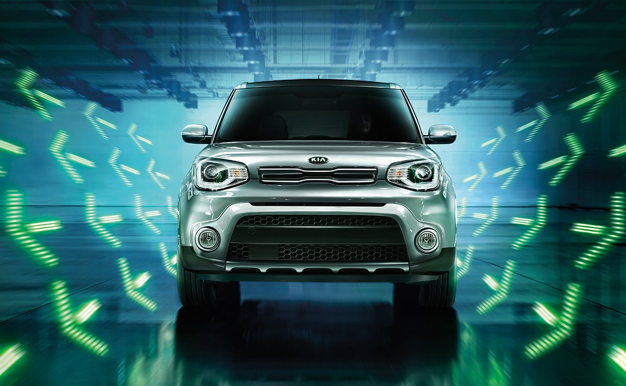 Kia Soul: High beam operation