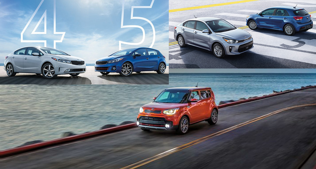 Kia Models with Manual Transmissions