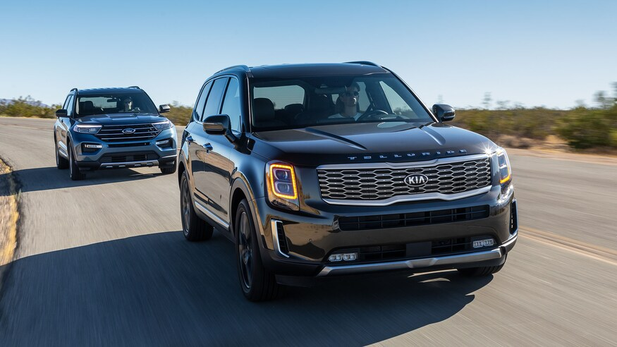 miami-lakes-auto-comparison-2020-Kia-Telluride-2020-Ford-Explorer