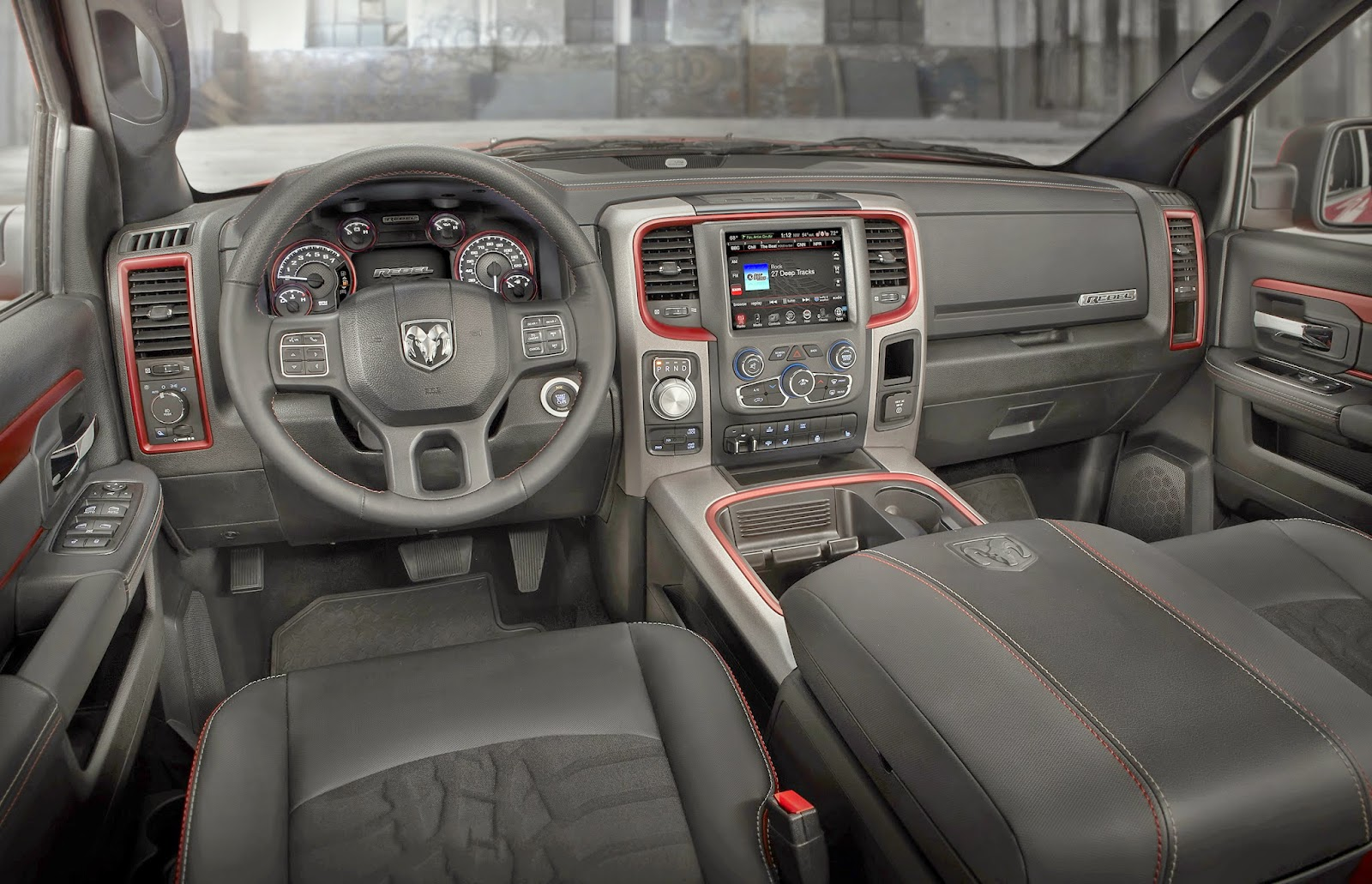Rebel Interior