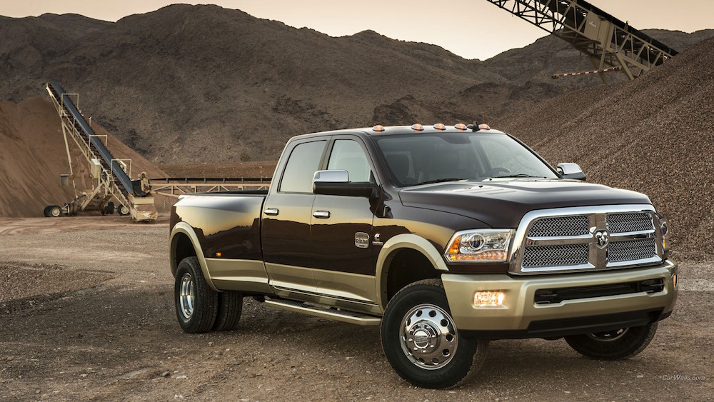 3 Reasons Why the 2016 Ram 3500 Tows More than the