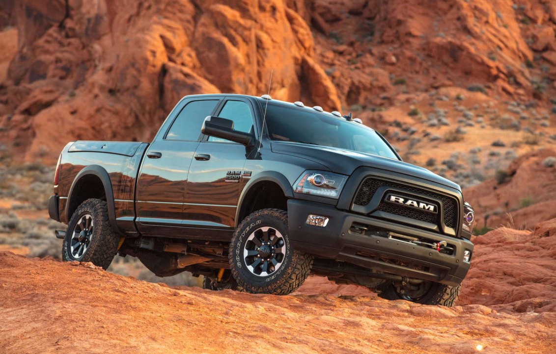 ram 2500 power wagon with the capability to take on any terrain miami lakes ram blog. Black Bedroom Furniture Sets. Home Design Ideas