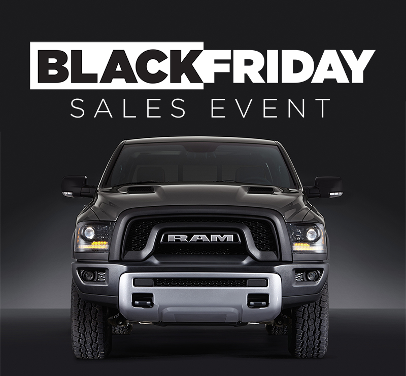 Black Friday Sign Drive Special 2017 Ram 1500 Quad Cab Miami Lakes Ram Blog