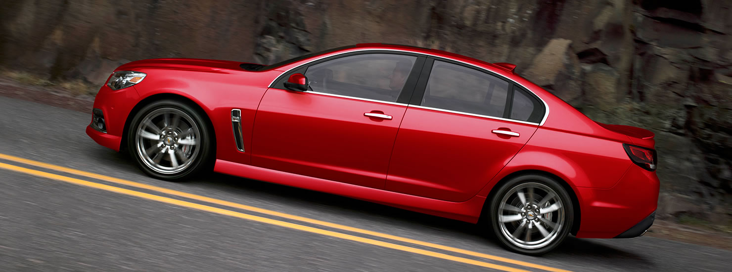 Why the Chevrolet SS is the Most Underrated Performance Car