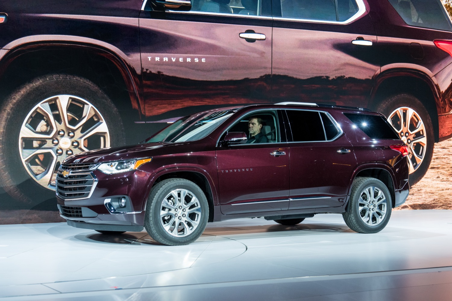 A Whole New Generation of the Chevy Traverse
