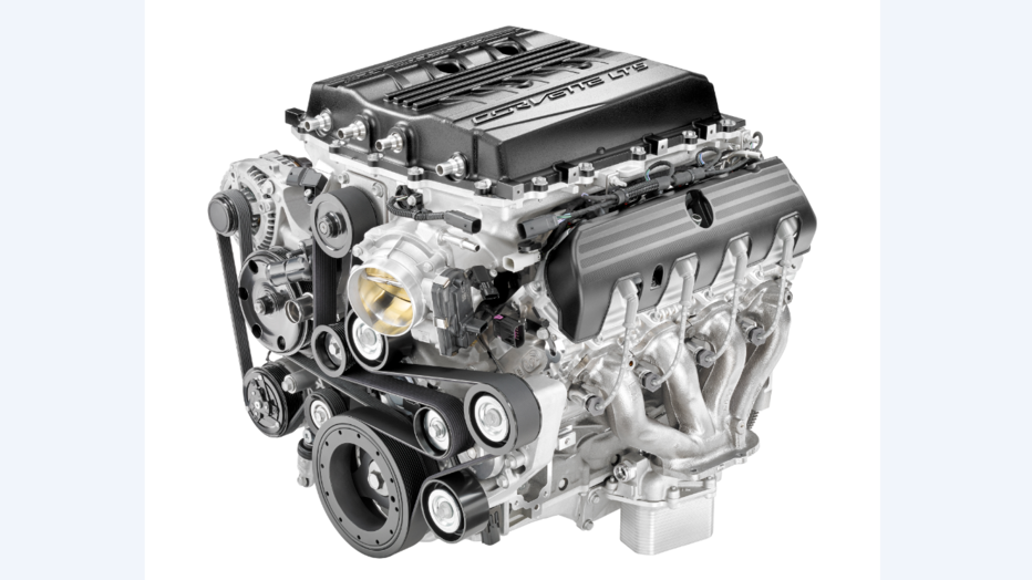 Chevrolet Corvette ZR1 LT5 Crate Engine Is Ready For ...