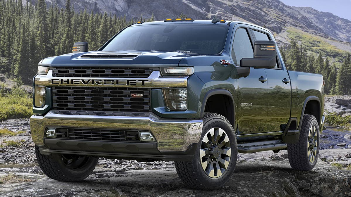 2020 Chevy Silverado Hd Release Date and Concept