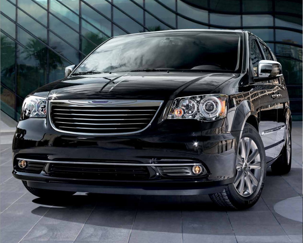 2020 Chrysler Town Country Redesign and Review