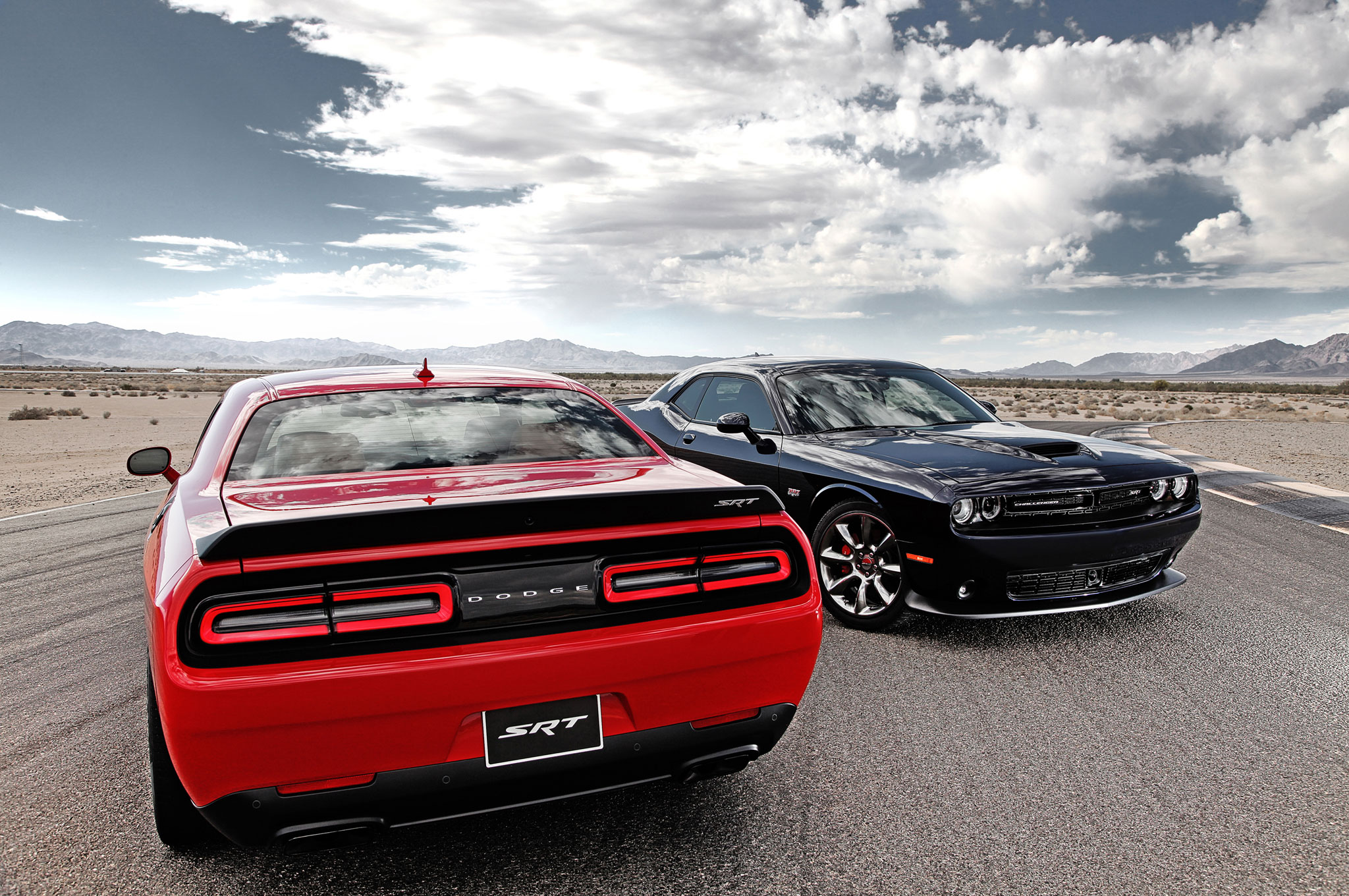 2017 Dodge Challenger Srt Hellcat With 392 Model