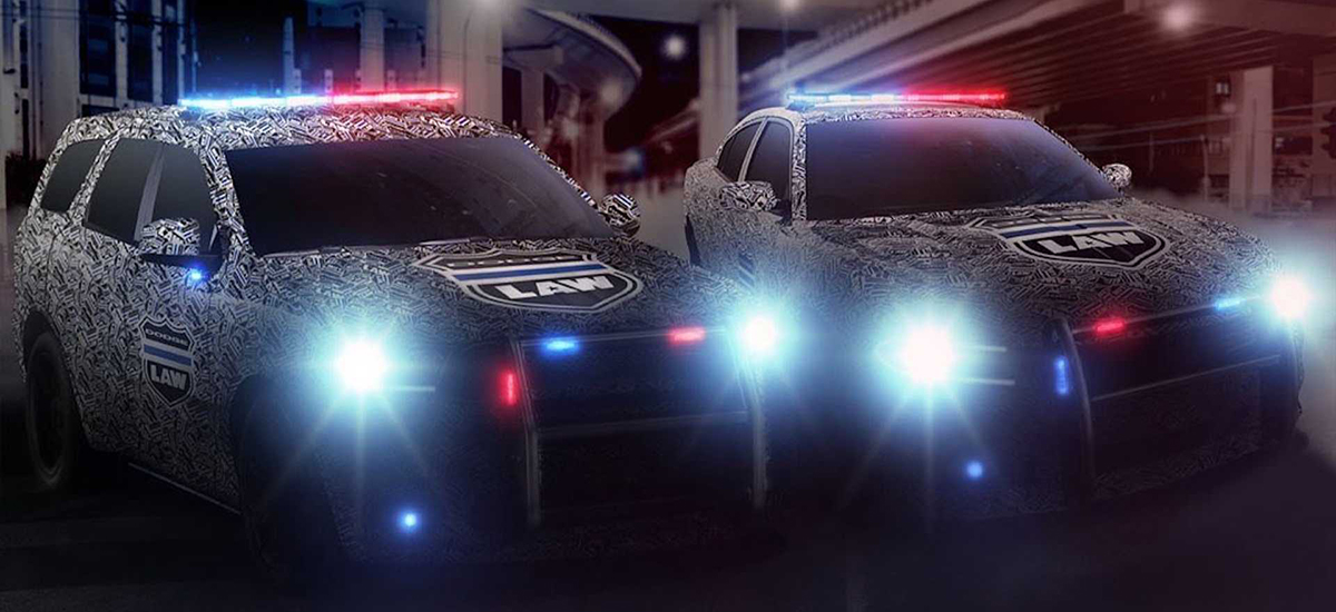 Criminals Lookout! 2021 Dodge Pursuit Lineup Orders Start ...