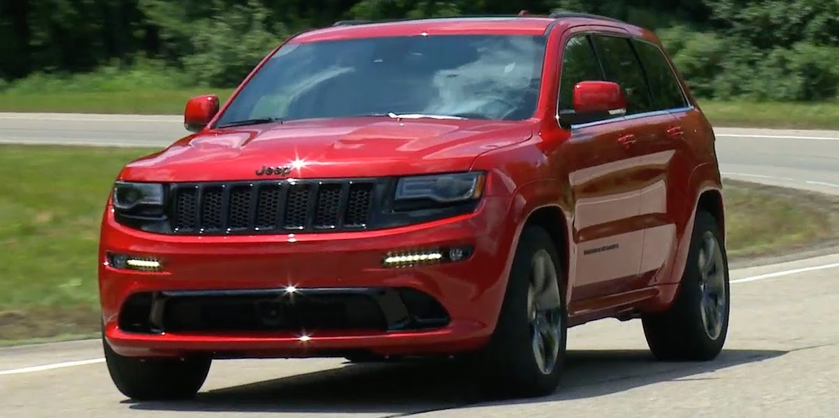 Trim Level Options on the 2015 Jeep Grand Cherokee