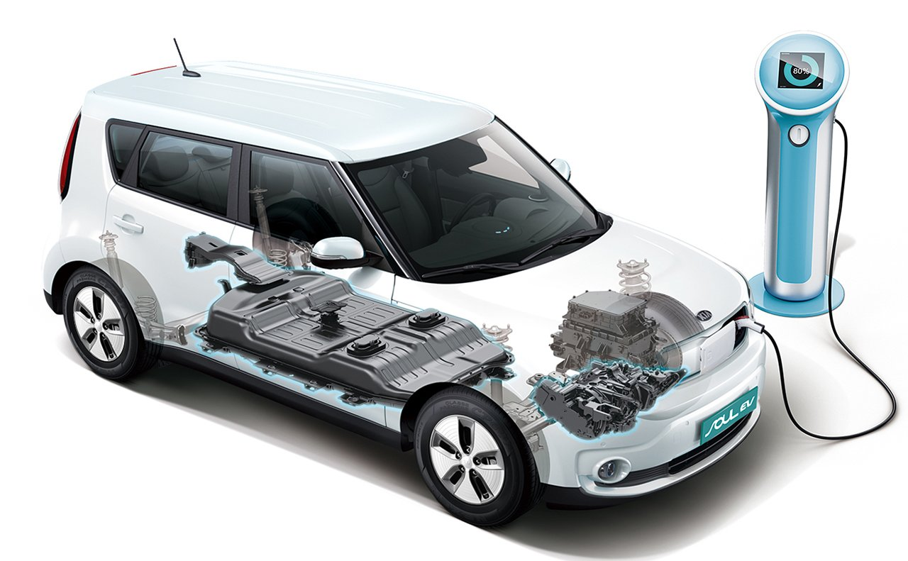 How Ev Works Evs Car Alarm Wiring Diagram 2 The 2016 Soul Is Pushing Envelope Of Electric Vehicles