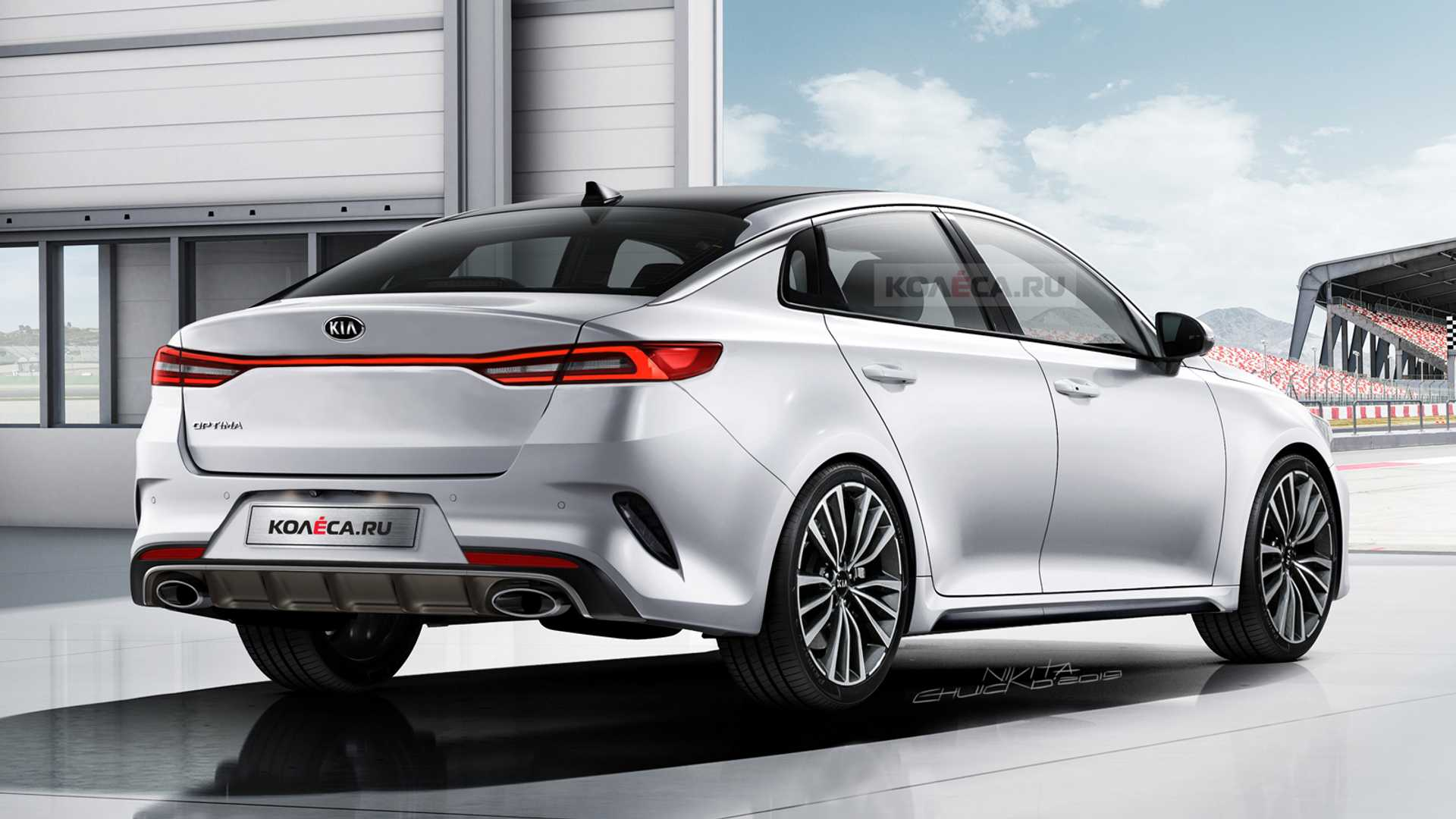 Concept and Review 2021 Kia Optima Redesign